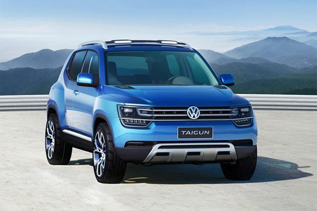 Volkswagen Taigun SUV Concept