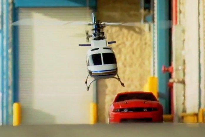 Watch the World's Greatest R/C Car Chase with Rob & Big
