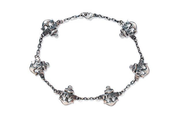 WTAPS 2012 Fall/Winter Jewelry Collection