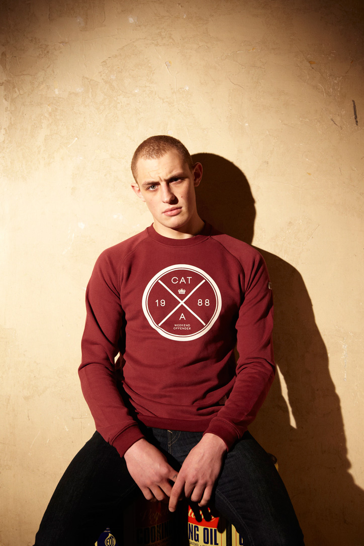 weekend offender 2012 fall winter category a collection