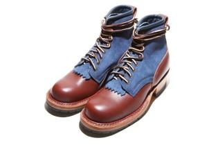 White's Boots 6-Inch Premium Smoke Jumper Plain-Toe