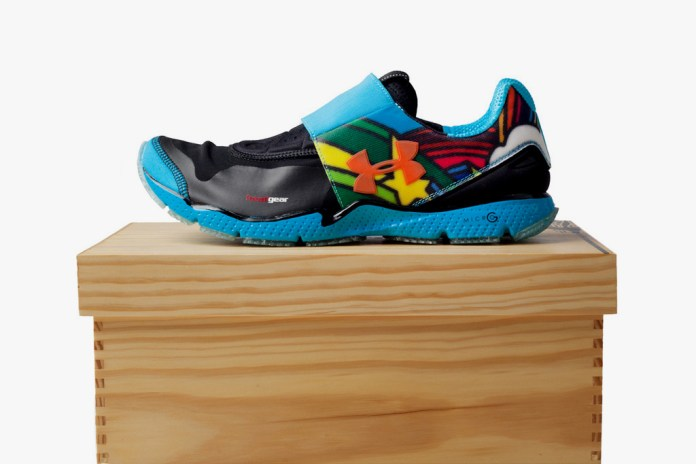Winner Announcement! Win 1 of 10 pairs of IGIRIS x Under Armour Charge RC Sneakers!