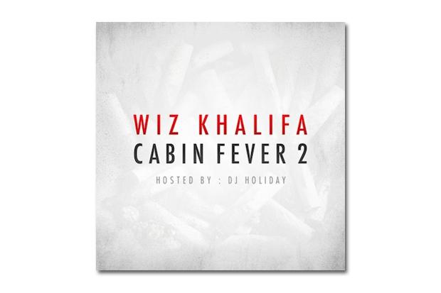 Wiz Khalifa – Cabin Fever 2   Mixtape