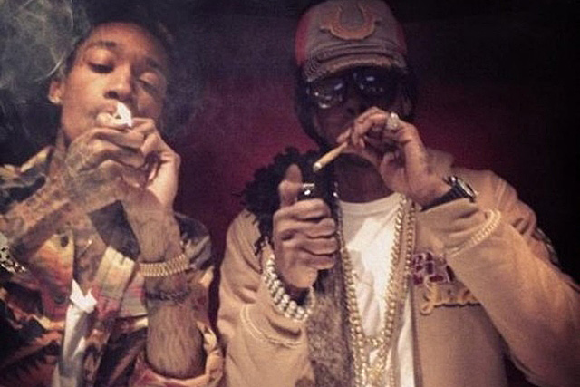 Wiz Khalifa featuring 2 Chainz – It's Nothin'