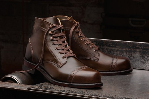 Wolverine Special Edition 744LTD Boot in Shell Cordovan No. 449
