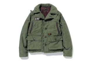 WTAPS 2012 Fall/Winter AL-1 JACKET