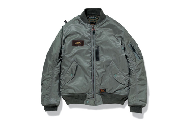 WTAPS 2012 Fall/Winter MA-1 JACKET