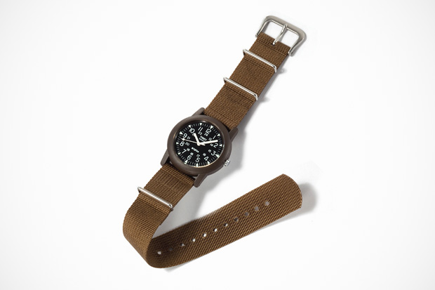 WTAPS x Timex 2012 Fall/Winter Military Watch