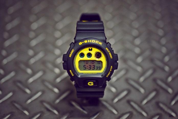Wu-Tang x Casio G-Shock DW-6900: A Closer Look