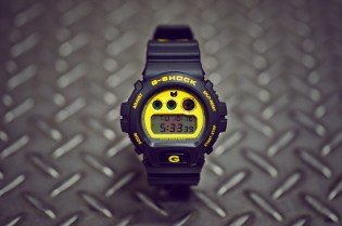 Wu-Tang x Casio G-Shock DW-6900: A Closer Look