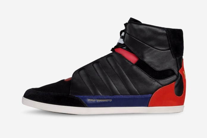 Y-3 2012 Fall/Winter Honja High