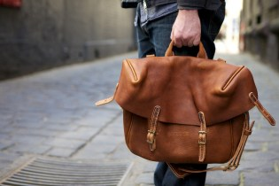 Yuketen 2012 Fall/Winter Leather Accessories