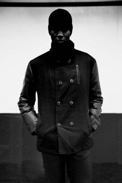 "Black Scale 2012 Fall/Winter ""DESIRE"" Lookbook"
