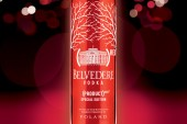 Belvedere (RED) 2012 Special Edition Bottle