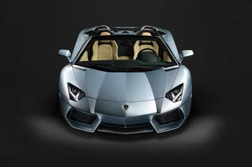 The 2013 Aventador Roadster Dubbed the Most Exciting Lamborghini Ever Built