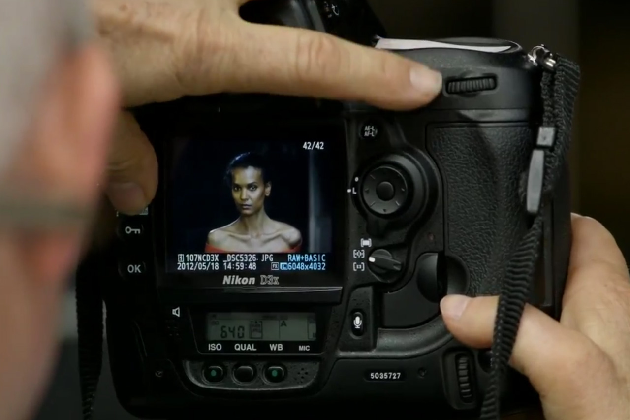 2013 Pirelli Calendar Behind-The-Scenes Video