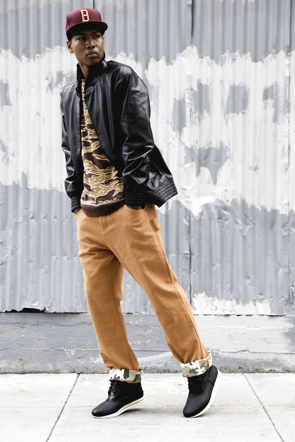 black scale 2012 fall winter desire lookbook
