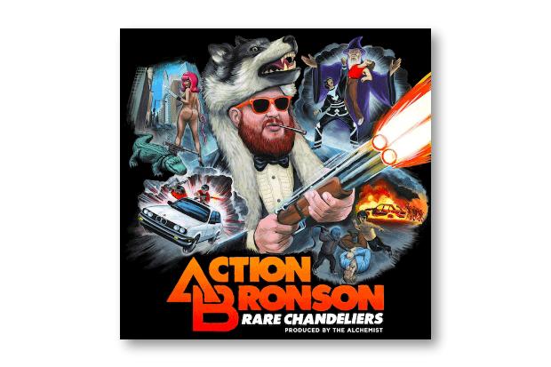 Action Bronson & The Alchemist – Rare Chandeliers | Mixtape