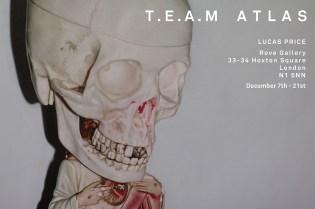 Lucas Price T.E.A.M Atlas Exhibition @ Rove Gallery