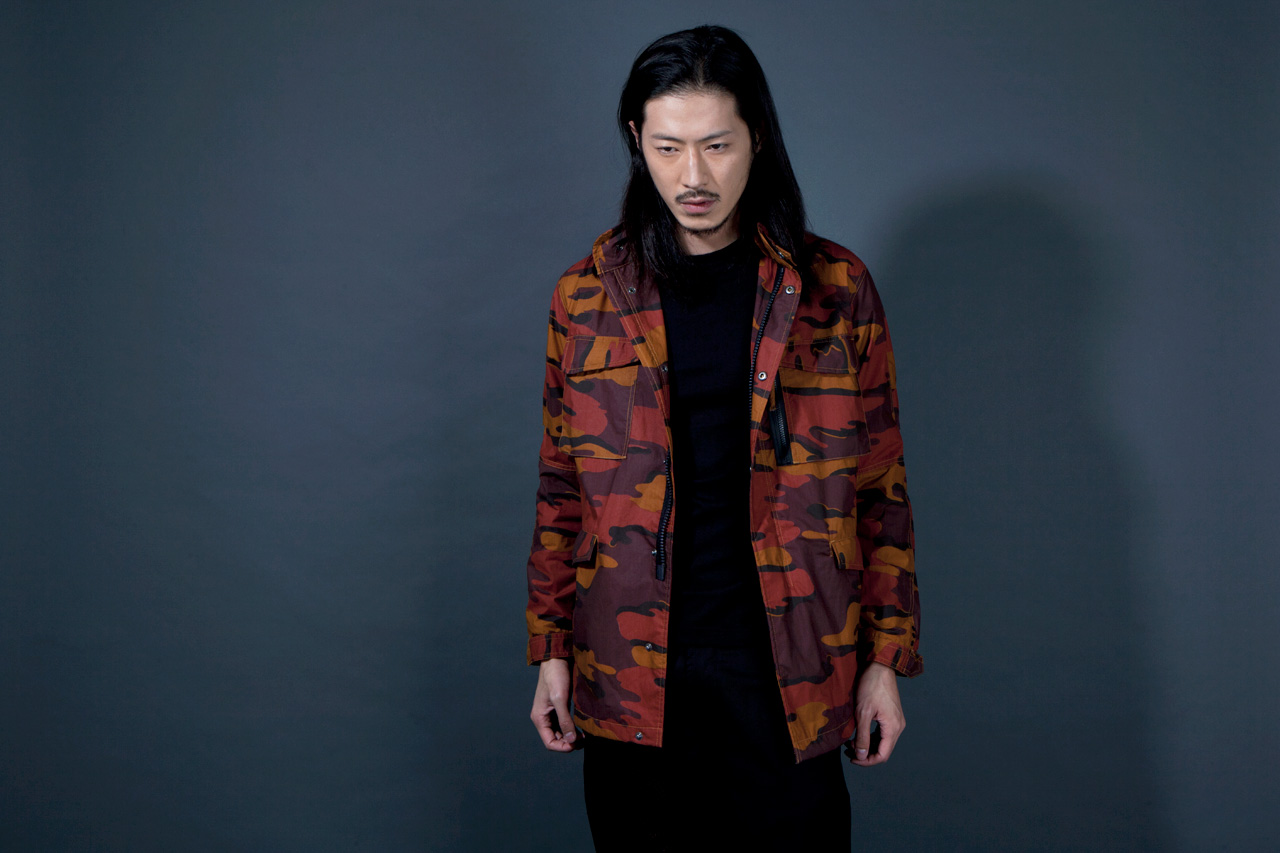 maharishi 2012 Fall/Winter New Releases