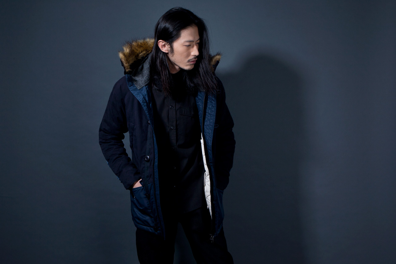 maharishi 2012 fall winter new releases