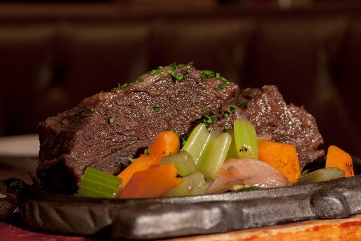 HYPEBEAST Eats... Manischewitz Braised Short Ribs of Sons of Essex