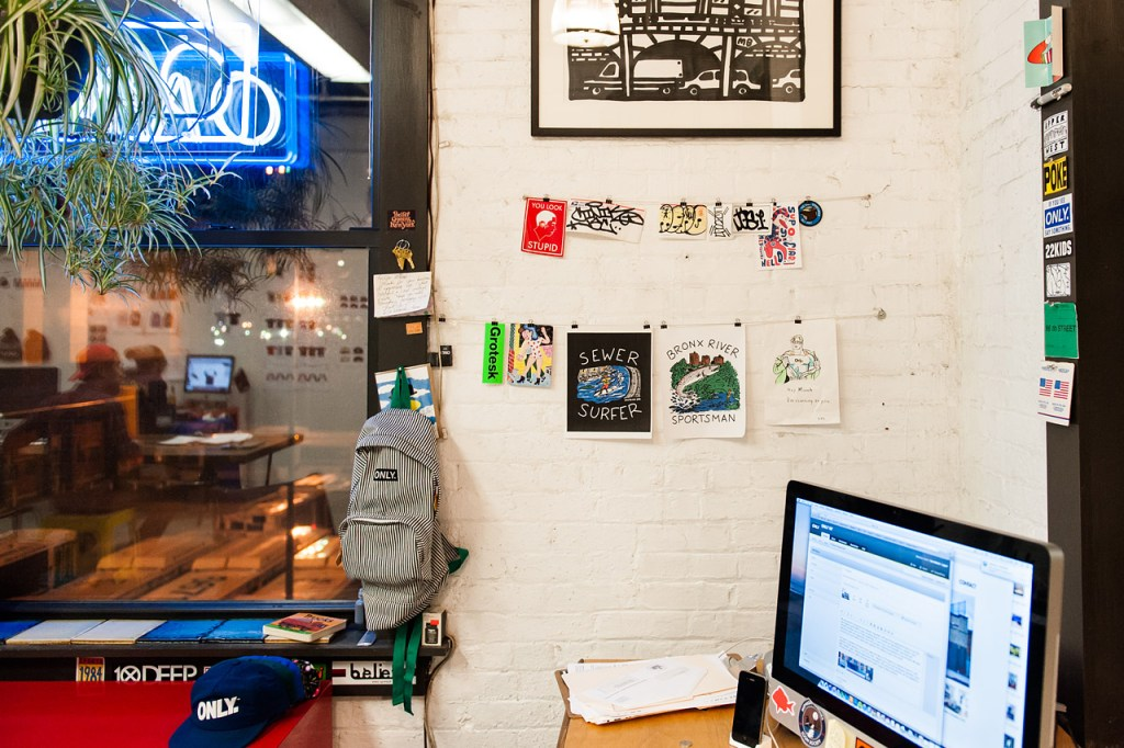 The Road to Retail: ONLY NY