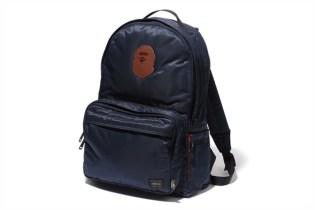 Bape kids x porter school bag hypebeast for Bathing ape x porter