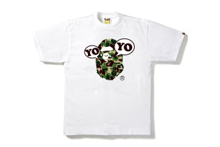 A Bathing Ape x YOYO 10th Anniversary T-Shirt