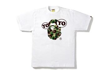 A Bathing Ape x YOYO 10th Anniversary T-Shirt