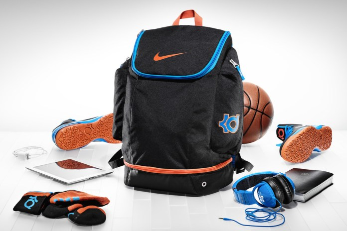 A Closer Look at Kevin Durant's Backpack