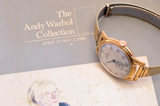 A Look at Andy Warhol's 1940s Rolex