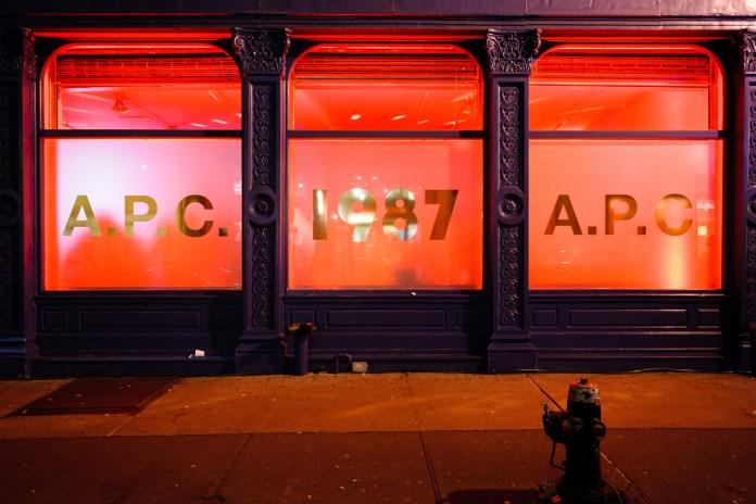 A.P.C. 25th Anniversary Event Recap