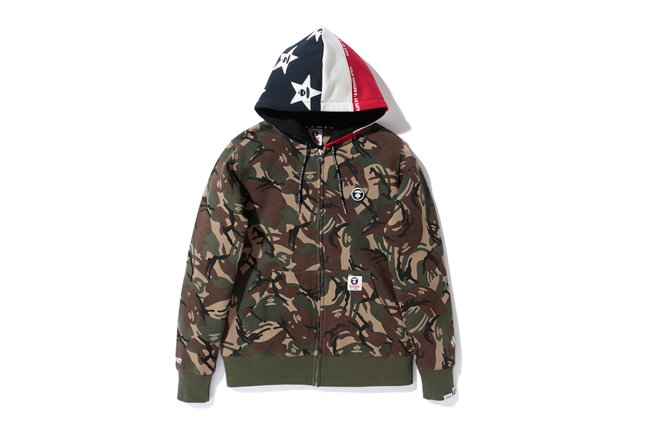 AAPE by A Bathing Ape 2012 Winter Collection