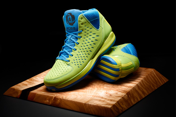 "adidas D Rose 3 ""90s Throwback"""