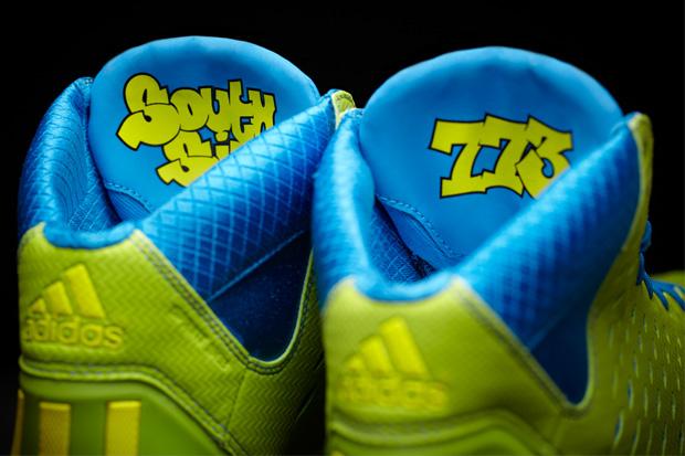 "adidas D Rose 3 ""90s Throwback"""