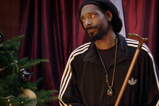 adidas: Ebenezer Snoop Adds the Finishing Touches to Gonz's Holiday Tree
