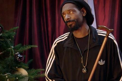adidas: Ebenezer Snoop Adds the Finishing Touches to Gonz's Holiday Tree