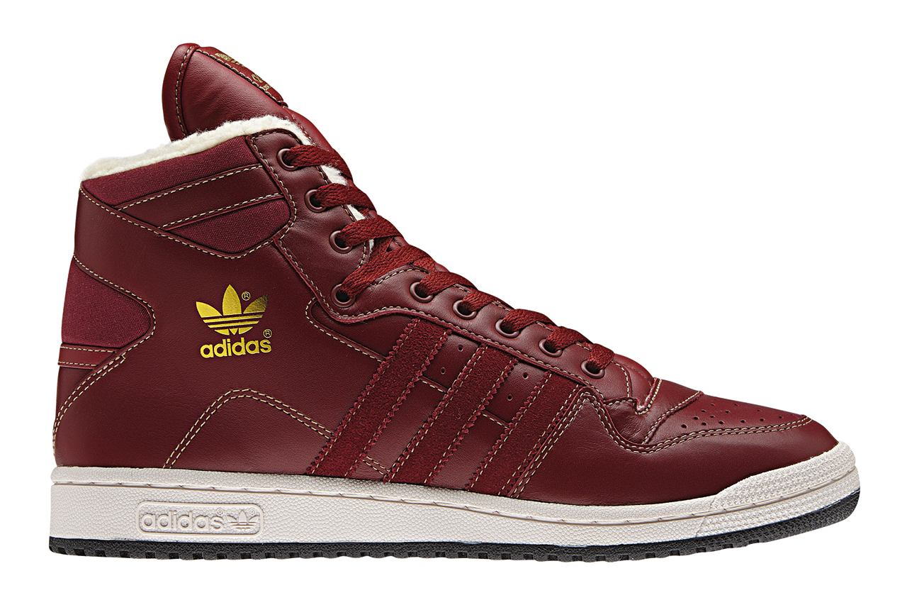 adidas Originals 2012 Winter Footwear Collection
