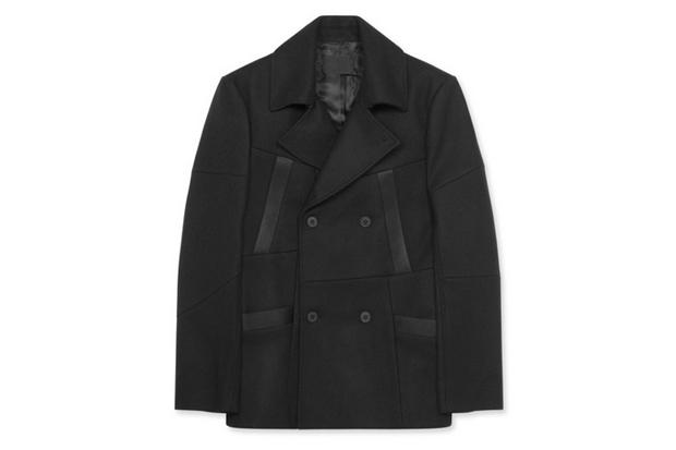 Alexander Wang Double Breasted Pea Coat