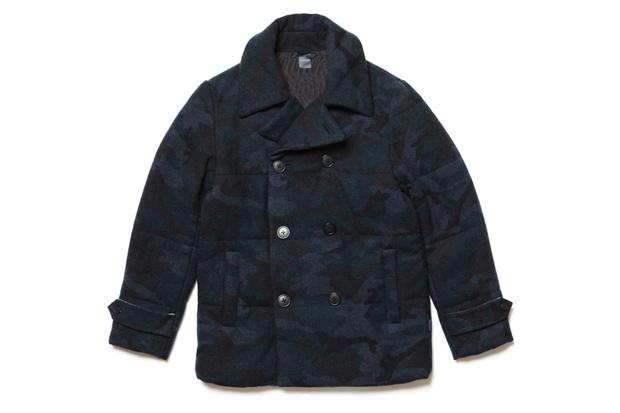 APPLEBUM Melton Wool P-Coat