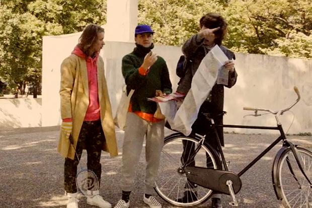 """BEAMS 2012 Fall/Winter """"Clean Heavy Duty"""" Video"""