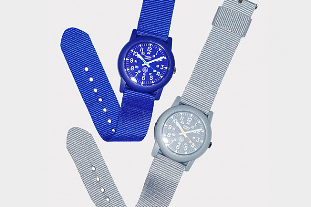 Beauty & Youth x Timex 2012 Fall/Winter Camper Watch Collection