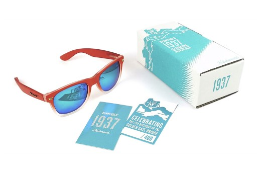 Benny Gold and Knockaround Celebrate the 75th Anniversary of the Golden Gate Bridge