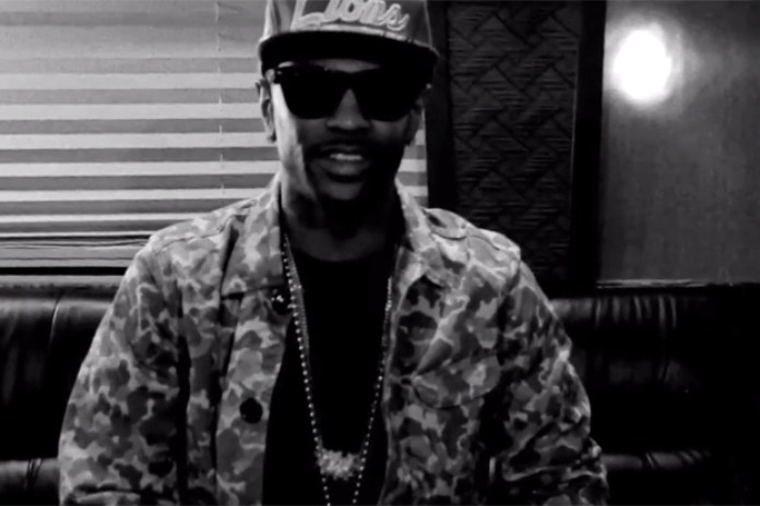 Big Sean Speaks About His Fears
