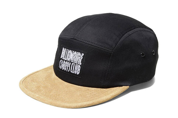 billionaire boys club 2012 fall winter 5 panel camp caps