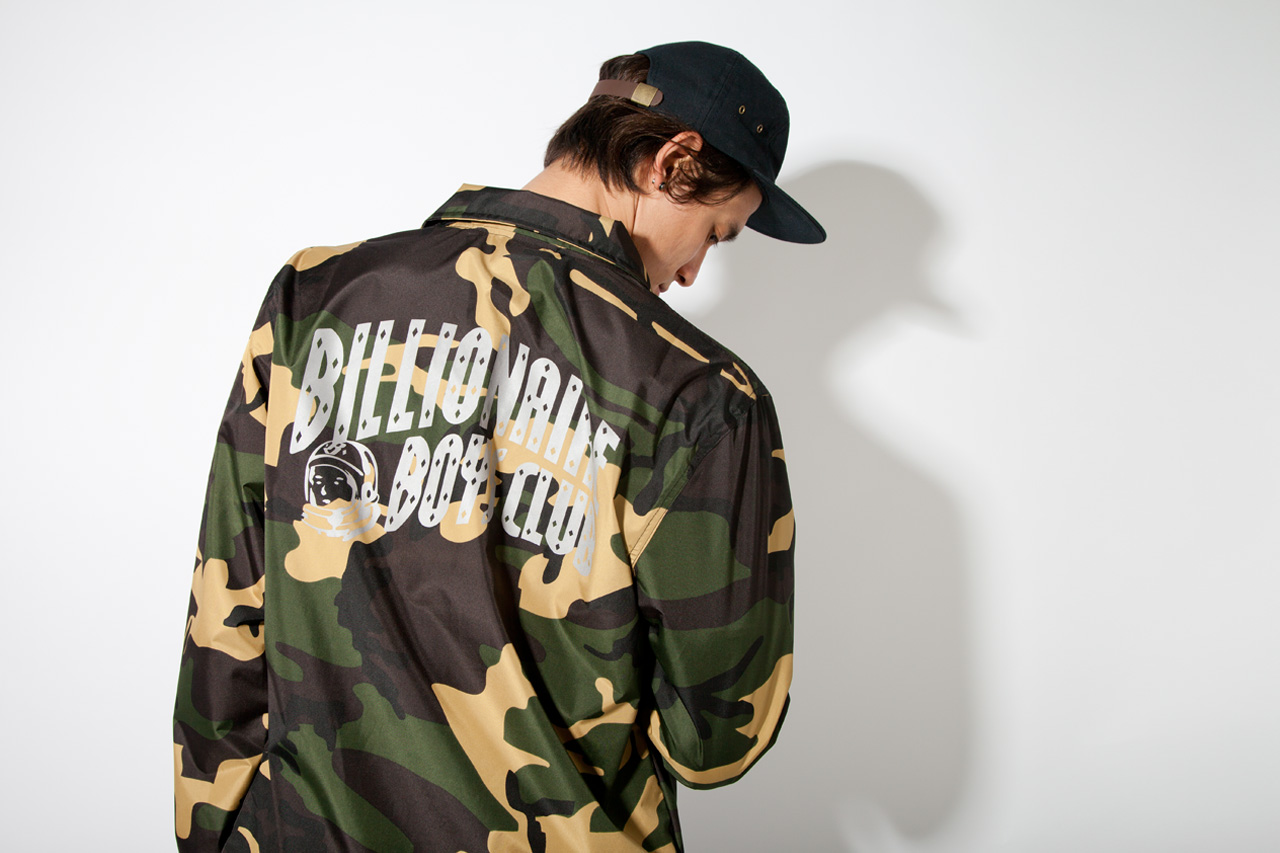 Billionaire Boys Club 2012 Fall/Winter Collection