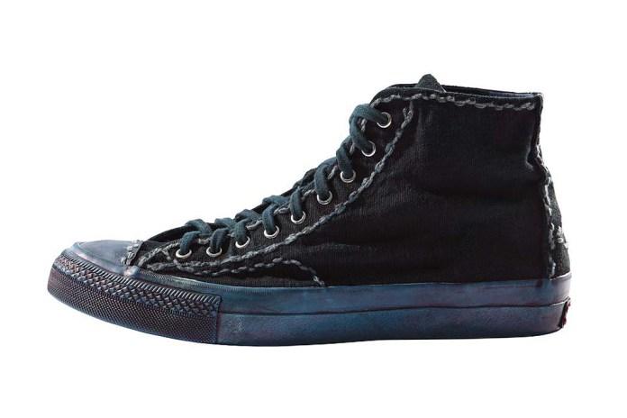 BLACK SENSE MARKET x visvim 2012 Fall/Winter SKAGWAY SASHIKO