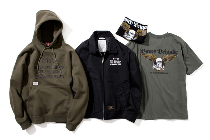 Bones Brigade x WTAPS 2012 Fall/Winter Collection