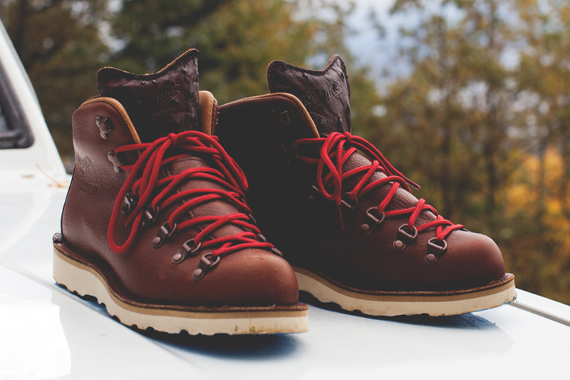 "Boylston Trading Co. x Danner Mountain Light II ""Back Bay"" Boots"